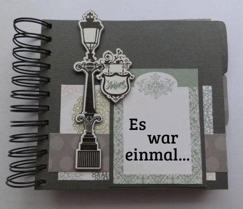 alte Notizbücher - Sammelalbum