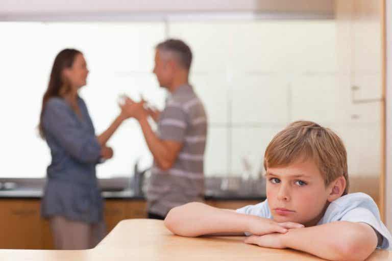 Dysfunktionale Familien und ihre Auswirkungen auf Kinder
