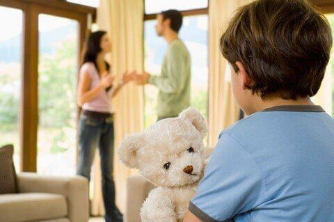 In dysfunktionalen Familien gibt es oft Kommunikationsprobleme