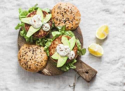 Rezeptideen für Hamburger mit Fisch und Meeresfrüchten