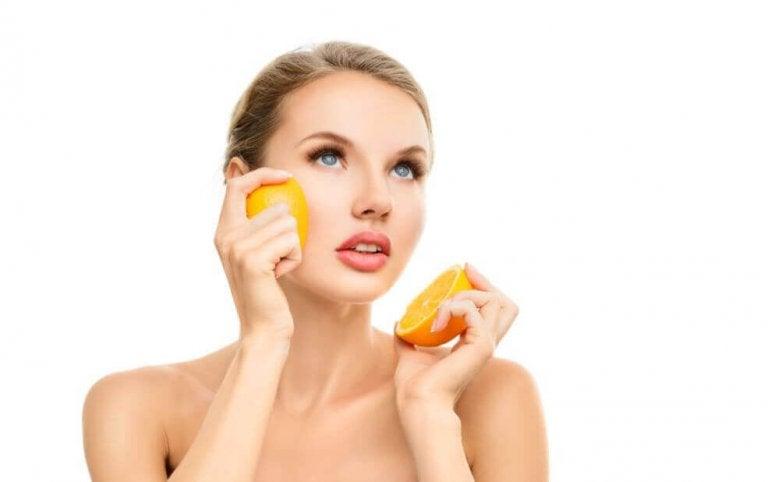 Wissenswertes über Hautprodukte mit Vitamin C