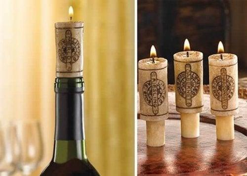 Die Vorteile von Kerzen in Feng Shui