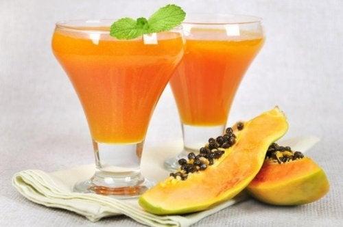 Gesundheitsvorteile von Papaya