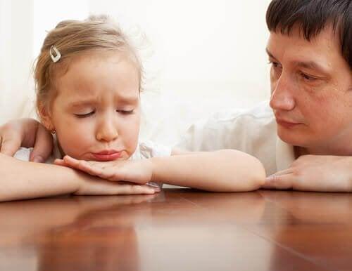 Konflikte zwischen den Eltern können sich auf die Kinder auswirken