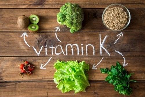 Vitamin K: Bedarf und Funktion