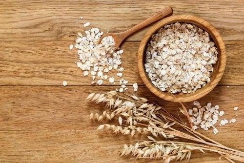 Hafer zum Senken von Cholesterin
