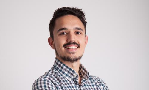 Interview mit Carlos Ríos: Isst du reales Essen?