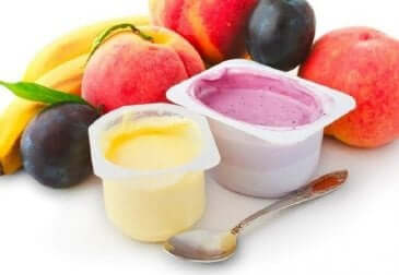 ungesunde Diätprodukte