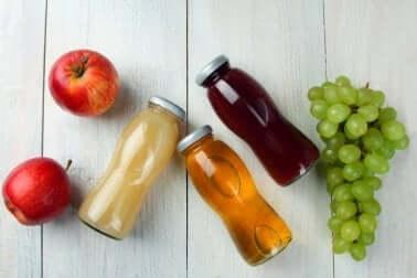 Diätprodukte, mit denen du zunimmst: Getränke