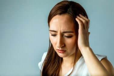 Kopfschmerzen durch Vitamin B12 Mangel