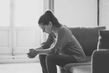 Versteckte Probleme depressiver Menschen