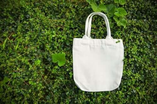 Stofftaschen zum Einkaufen selber machen