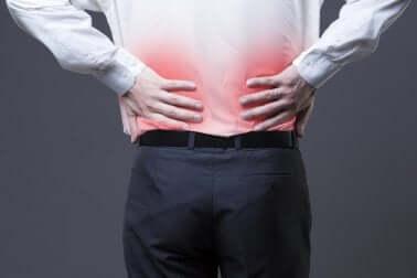 Lumbaler Rückenschmerz verringert die Lebensqualität