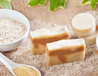 Seifenreste verwenden, um neue Seife herzustellen