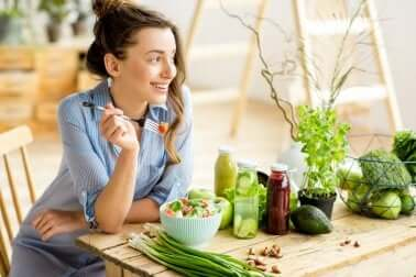 Vegetarische Ernährung: verschiedene Arten