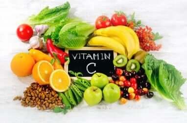 Mehr Vitamin C und E in der täglichen Ernährung