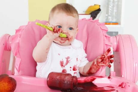 Gesunde Babynahrung: 10 Ideen