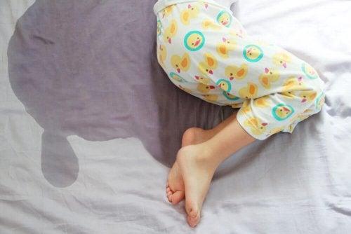 Harninkontinenz bei Kindern