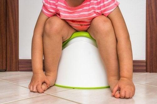 Harnwegsinfektionen bei Kindern