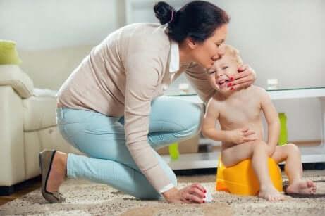 Harnwegsinfektionen bei Kindern: Symptome