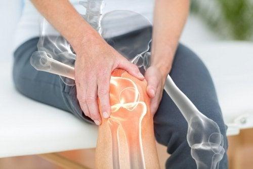 Was ist Osteoarthritis am Kniegelenk?