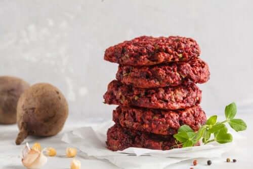 Veggie Burger aus Linsen