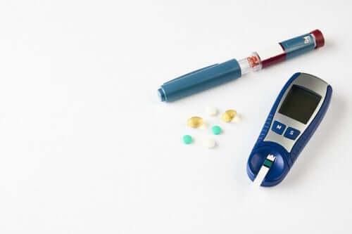 Medizinische Geräte zur Kontrolle von Diabetes
