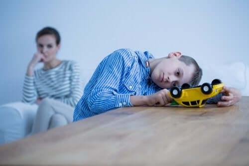 Psychische Krankheiten bei Kindern erkennen