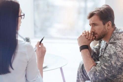 Wie wirkt posttraumatischer Stress auf den Körper?