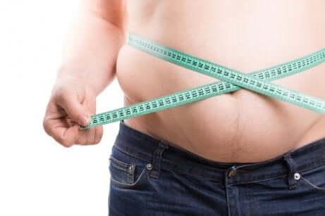 Übergewicht und Fettleibigkeit in unserer modernen Gesellschaft - Bauchfett loswerden