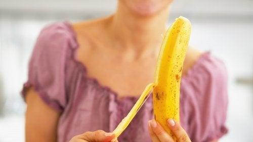 Bauchfett loswerden mit Bananen