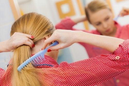 5 Gewohnheiten gegen Haarausfall