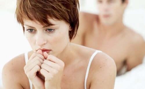 Sexuelle Probleme bei Frauen
