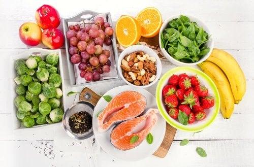 Welche Lebensmittel umfasst die Mittelmeerdiät?