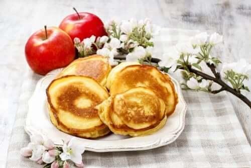 Kastanien Rezepte mit Apfel
