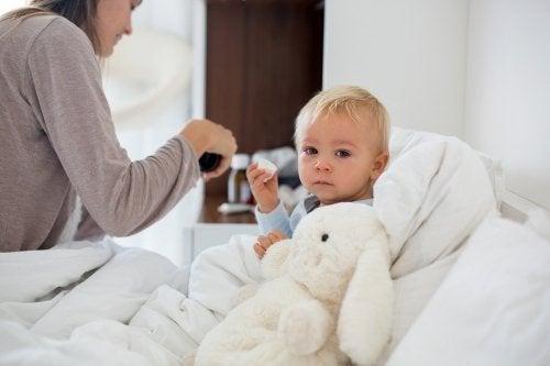 Unterkühlung bei Babys und Kindern: Was tun?