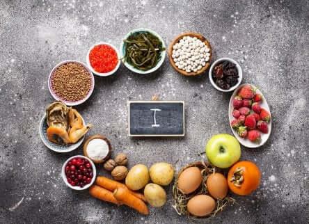 Einige Beispiele für angereicherte Lebensmittel