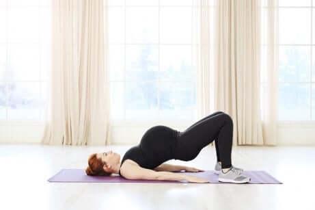Vorteile von Pilates während der Schwangerschaft
