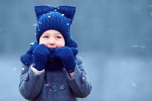 Unterkühlung im Winter