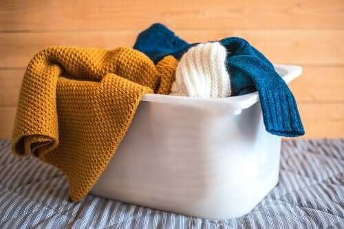 Wolle waschen: die besten Tipps