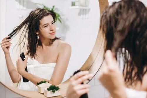Haarwuchs mit Kokos und Karotte fördern