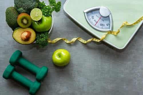 Gesunde Lebensmittel für vegane Sportler