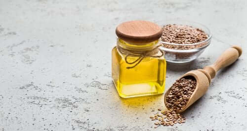 Pflanzliche Lebensmittel mit Omega 3