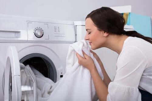 Was tun, wenn die Wäsche unangenehm riecht?