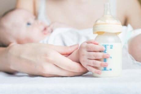 Blähungen beim Baby