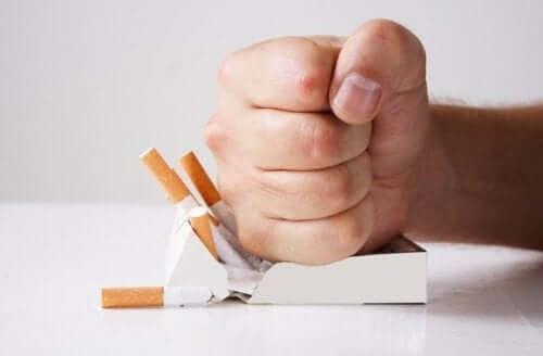 Nikotinabhängigkeit