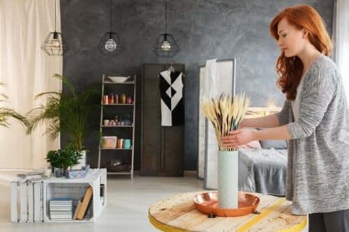 Dekoriere dein Wohnzimmer mit recyceltem Material! 5 Tipps