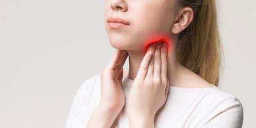 Knoten am Hals: nützliche Informationen