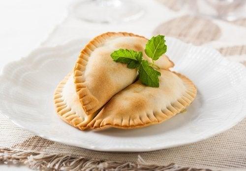 Leckere vegane Pasteten: 2 spanische Rezepte