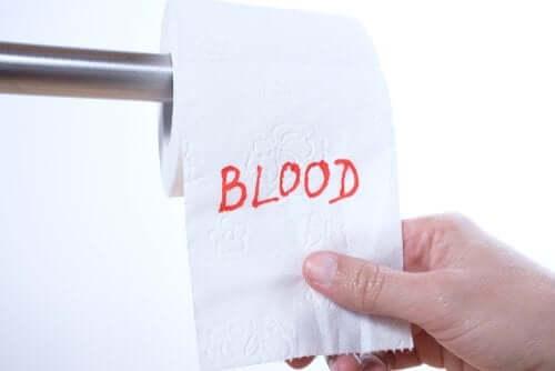 Blut Im Stuhl Mögliche Ursachen — Besser Gesund Leben
